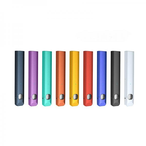 10 Different Flavors Colored Smoke Puff Bar Disposable Vape Pen #1 image